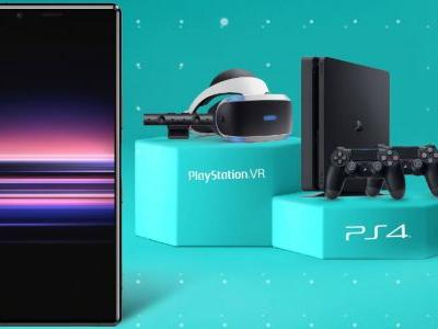 Wow! Get free PS4s and VR bundles with EE Sony Xperia 1 and Xperia 10 deals