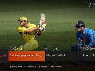 Foxtel announces dedicated 4K cable channel
