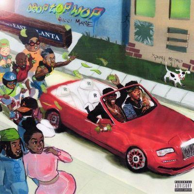 Gucci Mane delivers new album Drop Top Wop: Stream/download