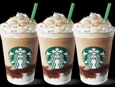 How Much Caffeine Is In Starbucks' S'mores Frappuccino? Enough To Keep You Going