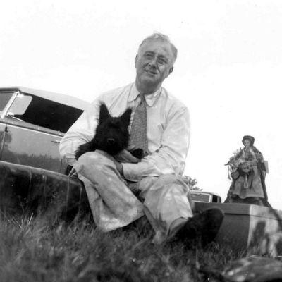 All the President's Pups: Meet FDR's Dog, Fala