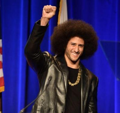 Colin Kaepernick says he wants to be part of ownership group looking to buy the Carolina Panthers led by Sean 'Diddy' Combs