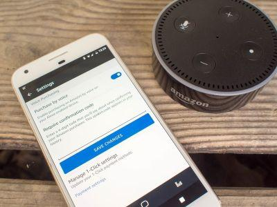 How to stop Alexa from buying things