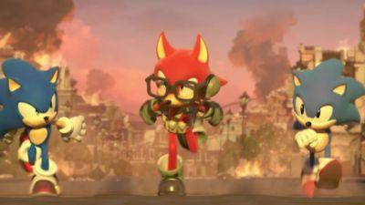 Sonic Forces to Include a Character Creator