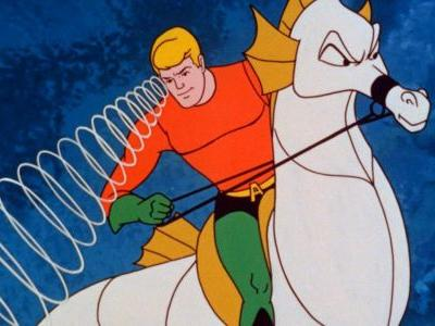 Aquaman Animated Miniseries Coming to HBO Max