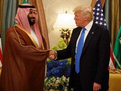 Trump and the new Saudi crown prince have the same view on Iran
