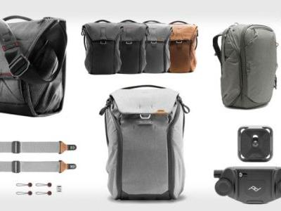 Peak Design Offering Up to 40% Off in Huge Sale, Donating Tripod Launch