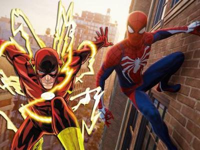Spider-Man PS4 Is Here, So Where's The Flash Video Game?