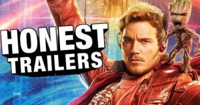 Guardians of the Galaxy 2 Honest Trailer Doesn't Punch