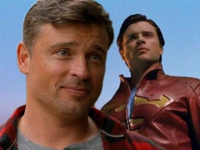 Crisis On Infinite Earths Was The Perfect Ending To Smallville