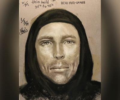Cops release sketch of man wanted for killing 7-year-old girl