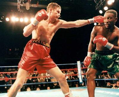 Legendary boxer Pernell 'Sweet Pea' Whitaker killed after being struck by vehicle