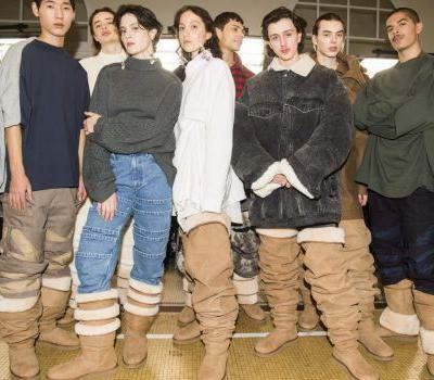 Brace yourselves: Giant thigh-high Ugg boots might be the next big trend