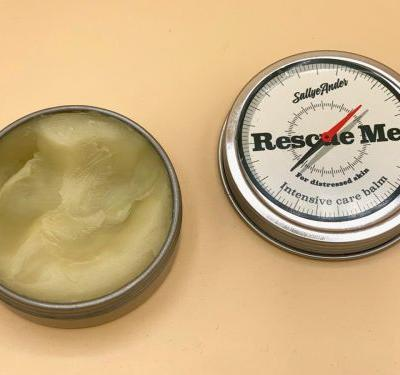 I spend a lot of time working with my hands outdoors - this healing balm brings my dry and weathered skin back to life