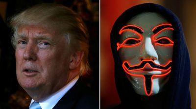 Anonymous warn Trump: 'You will regret the next 4 years'