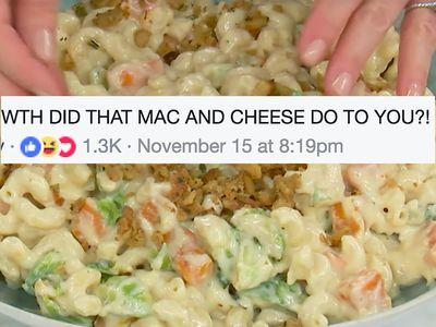 Food Network Ruins Thanksgiving With 'Ultimate Mac and Cheese'