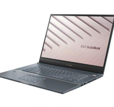 ASUS' StudioBook S for creators jams a 17-inch display in a 15-inch chassis