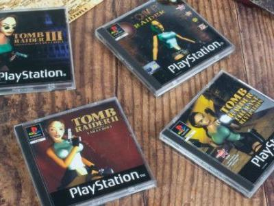 You Won't Need to Raid Any Tombs to Acquire this New Tomb Raider Merchandise