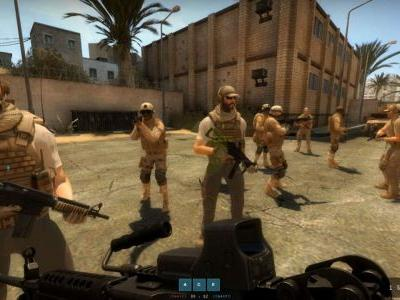 Tactical FPS Insurgency is free on Steam right now