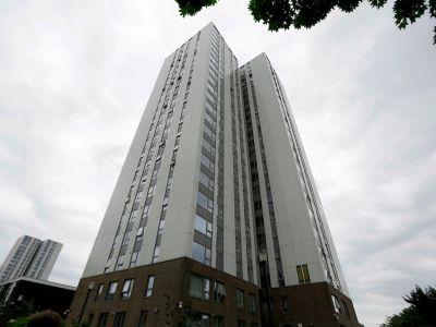 4 London tower blocks have been evacuated over fire safety fears leaving hundreds stranded