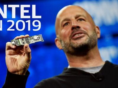 Intel at CES 2019: Hybrid chips, AI and Project Athena