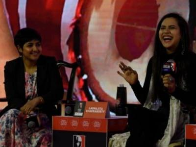 Lagnajita Chakraborty at India Today Conclave East 2019: Nikhita Gandhi replaced me in a Bengali song