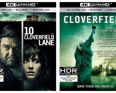 'Cloverfield' 4K UHD and '10 Cloverfield Lane' 4K UHD Coming This Month