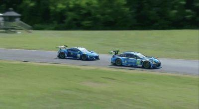 Angry Brake-Checking Racing Driver Couldn't Even Find Where To Serve His Penalty