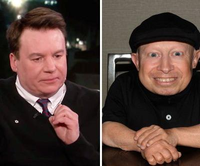 Mike Myers Remembers Verne Troyer on 'Kimmel'
