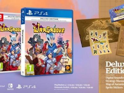 Wargroove Physical Edition Launches This Fall for Switch and PS4