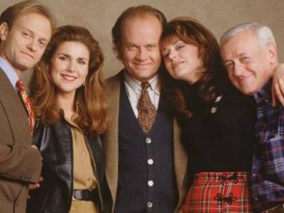 Oh My God They're Bringing FRASIER Back