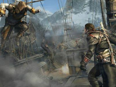 The existence of Assassin's Creed Rogue HD seems more likely after being rated in Korea