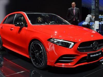 Mercedes-AMG A35 To Take On Golf R With 300 HP