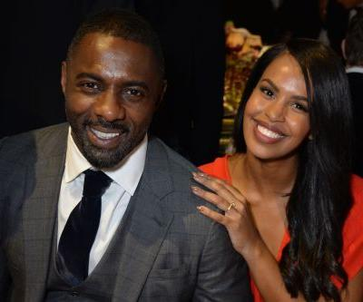 Idris Elba and Sabrina Dhowre get married in Morocco