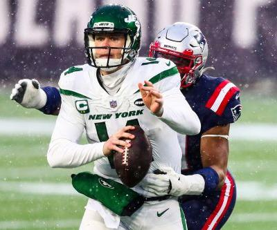 Sam Darnold twisting in the wind after Jets' about-face
