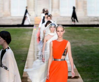 Every Look from the Givenchy Fall 2018 Couture Collection