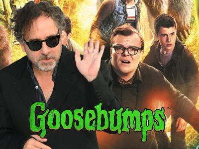 Tim Burton Almost Made a Goosebumps Movie in the Mid '90s