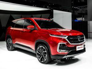 First MG SUV To Be Showcased In April 2019 Will Be Offered As A 5-Seater