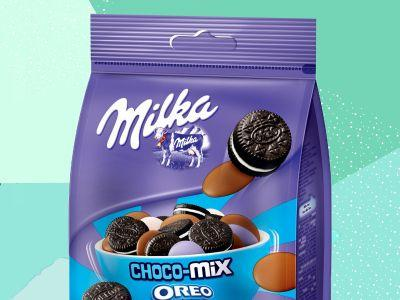 Milka Has A New Oreo Treat That You'll Want To Try ASAP
