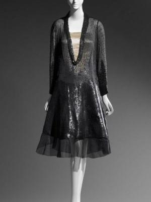 Evening Dress House of Chéruit1927Museum of Fine Arts, Boston