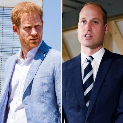 Prince Harry Seemingly Confirms Tension With Prince William: 'We're Certainly on Different Paths'