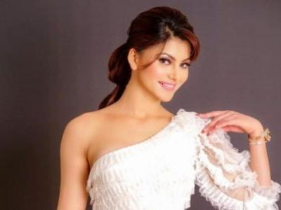Urvashi Rautela tells how not to do ruffles in white one-shoulder dress