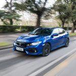 The Full Euro: Honda Civic Diesel Driven - First Drive Review