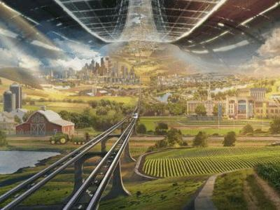 Here's Everything Jeff Bezos Said to Convince Humanity That Space Colonies Are the Future