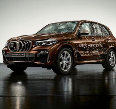 BMW's new armored SUV can protect against AK-47 bullets. explosives, and drone attacks - here's how