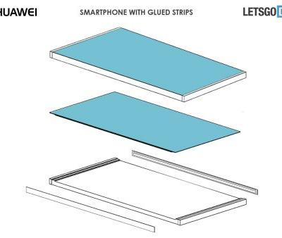 Samsung Patents Bezel-Less Smartphone With Magnetic Sides
