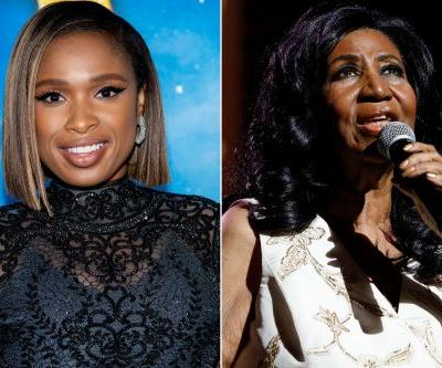 Jennifer Hudson wraps Aretha Franklin biopic 'Respect'