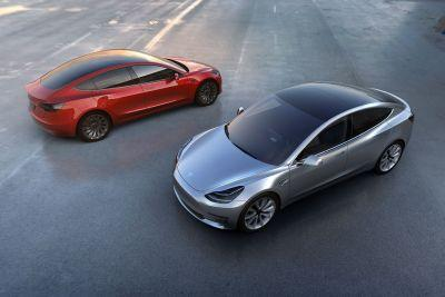 Tesla offers another hint that the Model 3 is on the way
