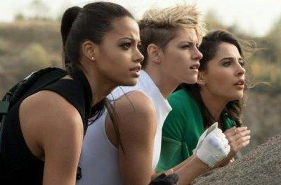 First Look at Charlie's Angels Reboot Goes Undercover with