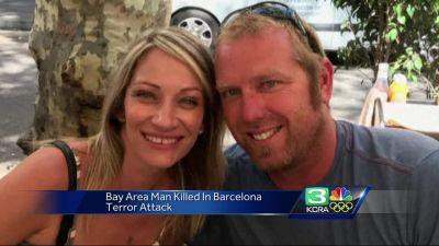 NorCal man dies in Barcelona attack while anniversary trip